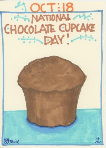 Chocolate Cupcake 2017