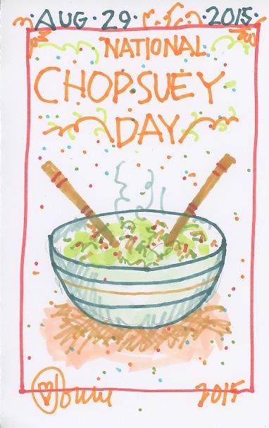Chop Suey 2015