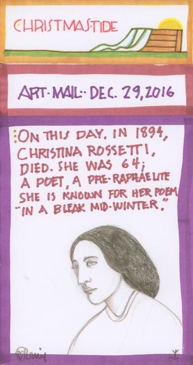 Christina Rossetti 2016