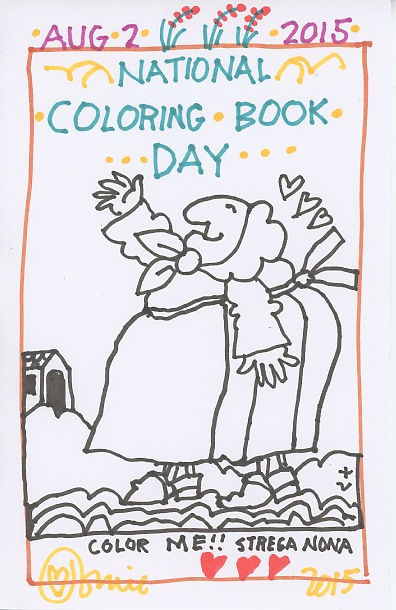 Coloring Book 2015