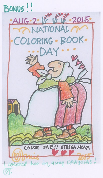 Coloring Book - 2 2015