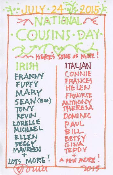 Cousins 2015