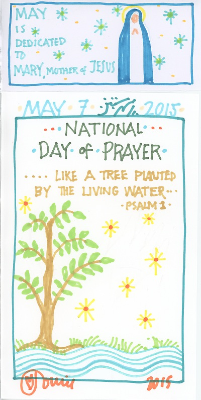 Day of Prayer 2015