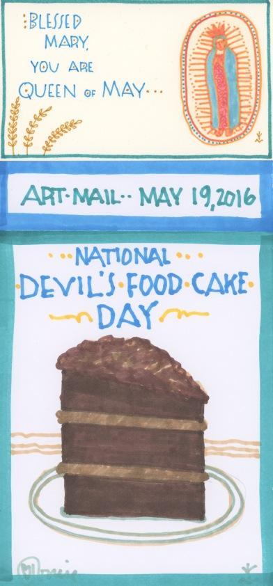 Devil's Food Cake 2016