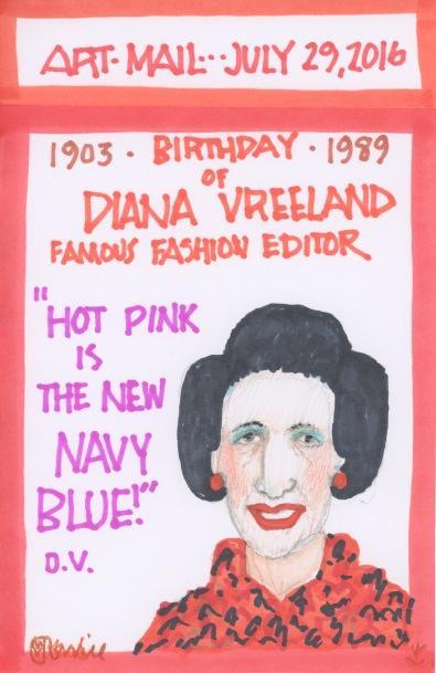 Diana Vreeland 2016