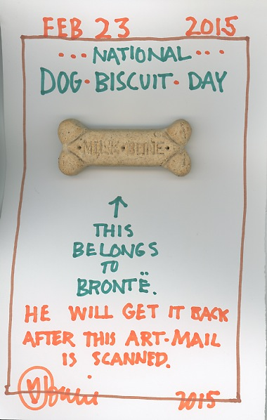 Dog Biscuit 2015