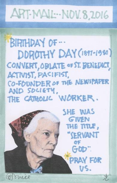 Dorothy Day 2016
