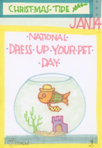 Dress Up Your Pet 2017