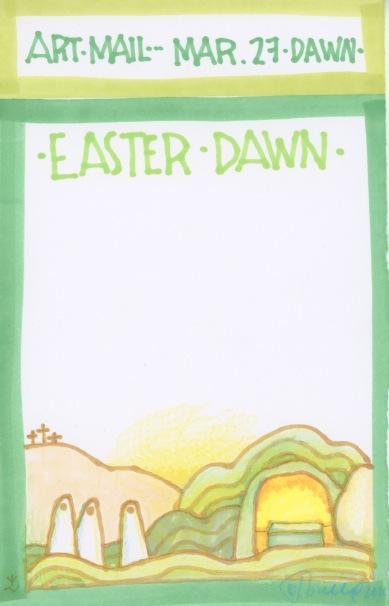 Easter Dawn 2016