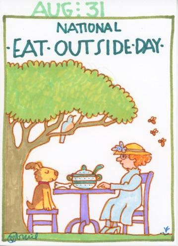 Eat Outside 2017