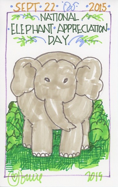 Elephant Appreciation 2015