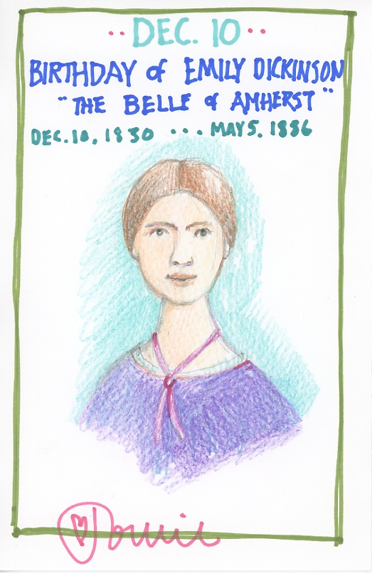 Emily Dickinson 2014