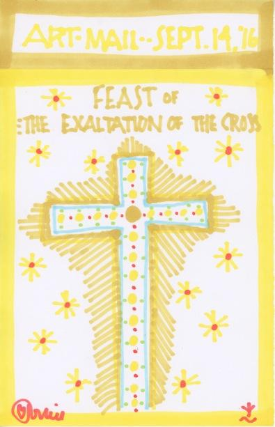 Exaltation of the Cross 2016