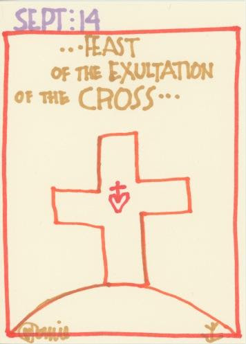 Exaltation of the Cross 2017