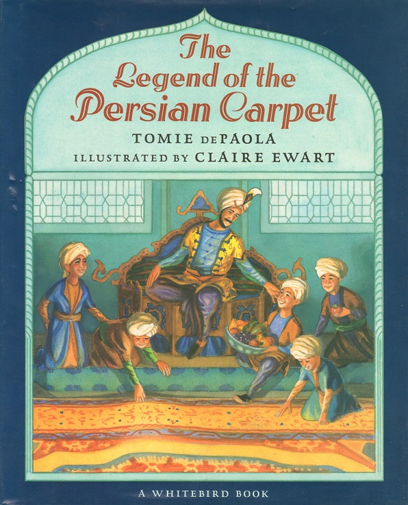 Legend of the Persian Carpet, The.jpg
