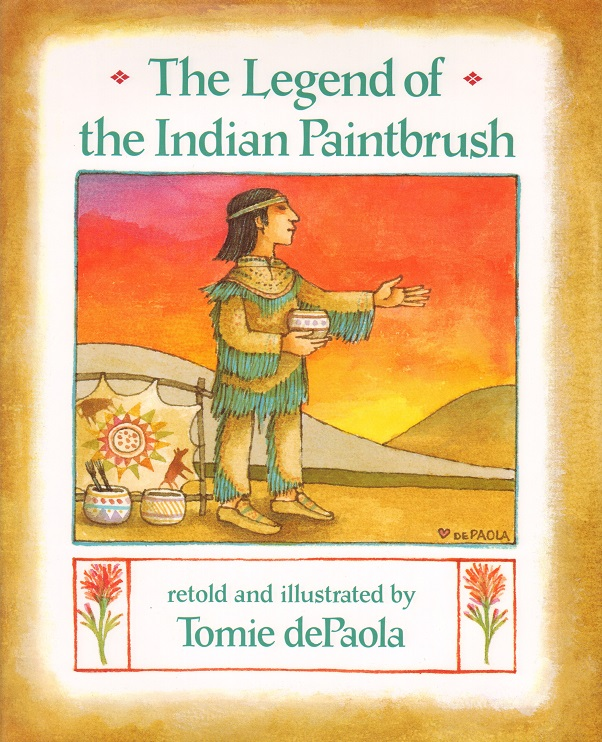 Legend of the Indian Paintbrush, The.jpg