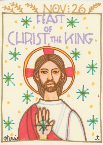 Christ the King 2017