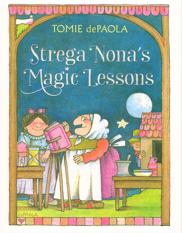 Strega Nona's Magic Lessons