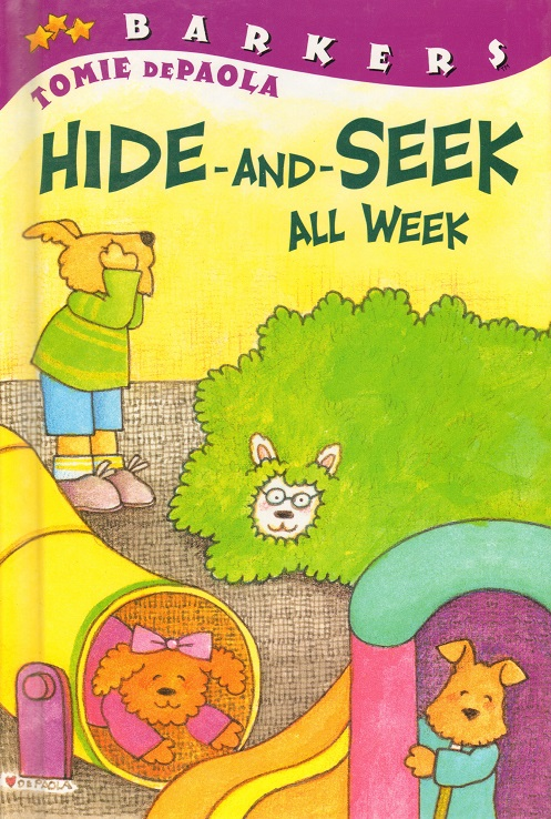 Hide-and-Seek All Week