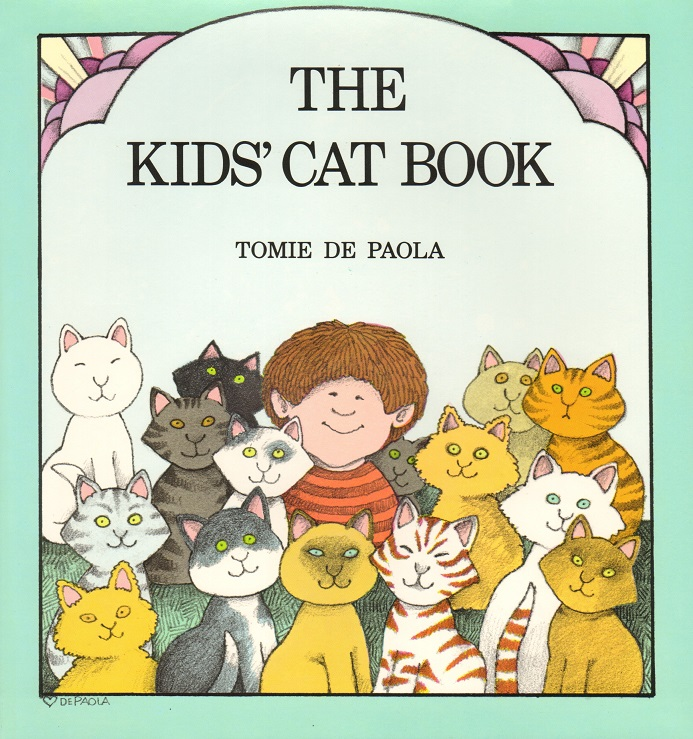 The Kids' Cat Book