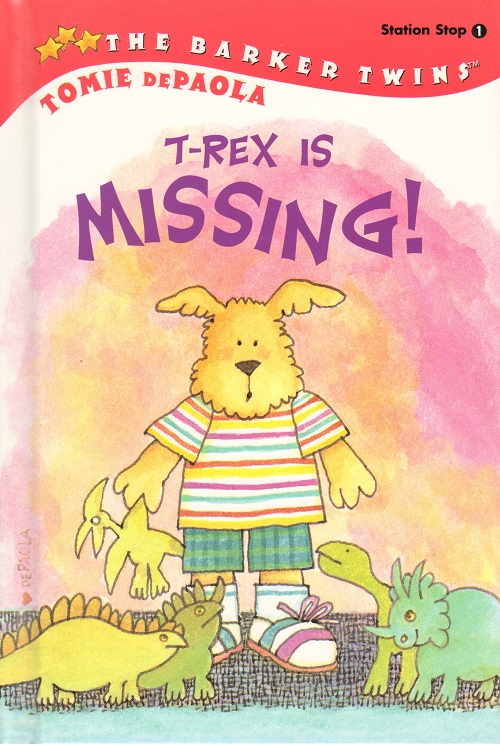 T-Rex Is Missing!
