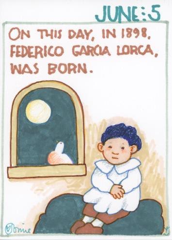 Federico Garcia Lorca 2017