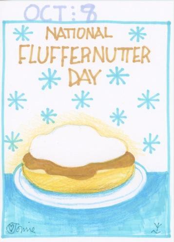 Fluffernutter 2017