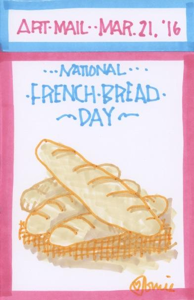 French Bread 2016