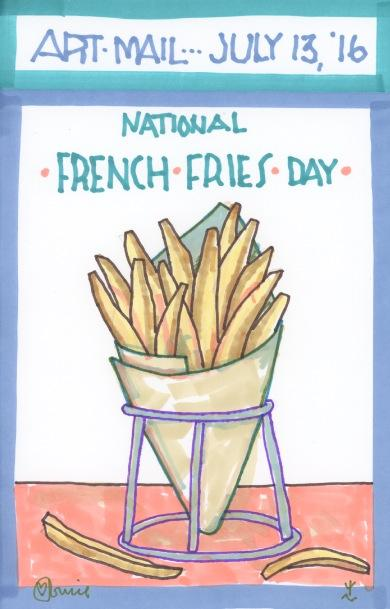 French Fries 2016