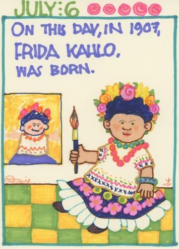 Frida Kahlo 2017