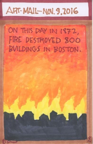 Great Boston Fire of 1872 2016