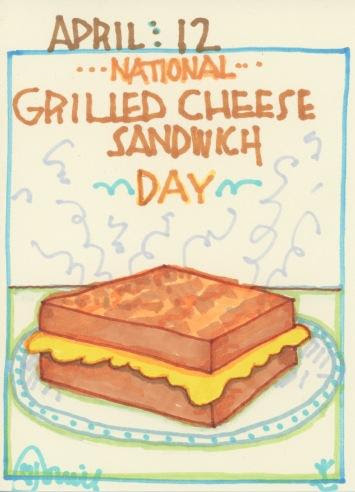 Grilled Cheese 2017