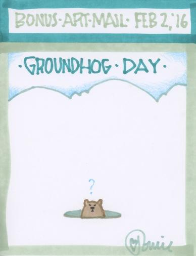 Groundhog 2016