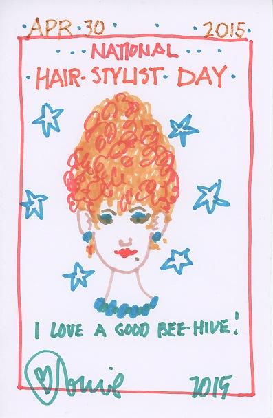 Hair Stylist 2015