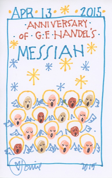 Handel's Messiah 2015