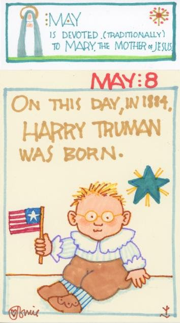 Harry Truman 2017