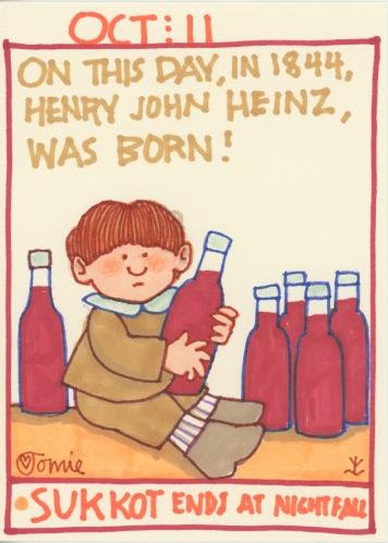 Henry John Heinz 2017
