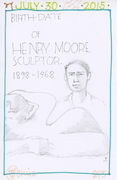 Henry Moore 2015