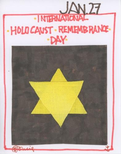 Holocaust Remembrance 2017