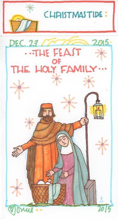 Holy Family 2015