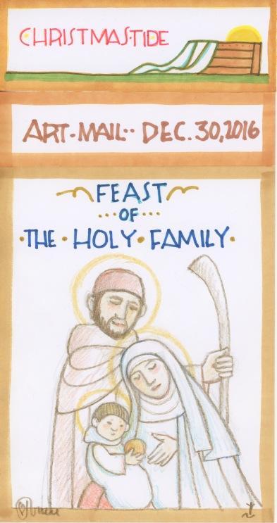 Holy Family 2016