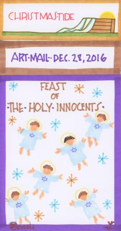 Holy Innocents 2016