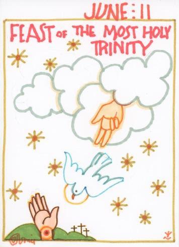 Holy Trinity 2017