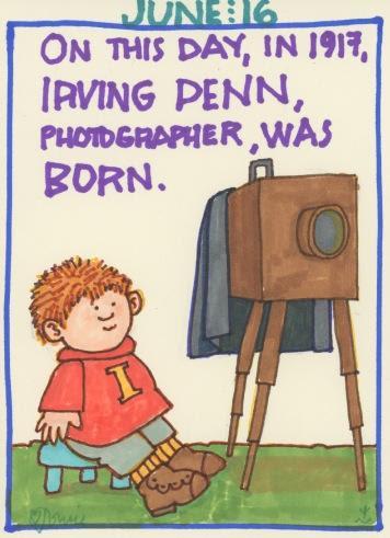 Irving Penn 2017