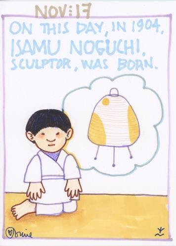 Isamu Noguchi 2017