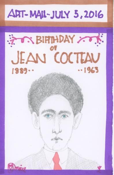 Jean Cocteau 2016