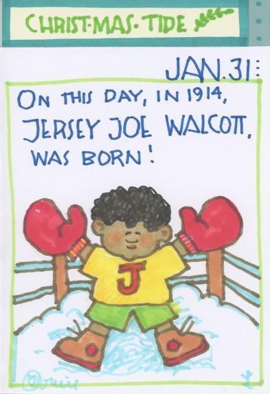 Jersey Joe Walcott 2017
