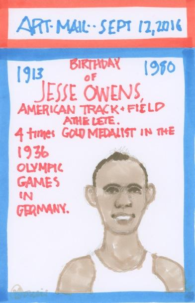 Jesse Owens 2016