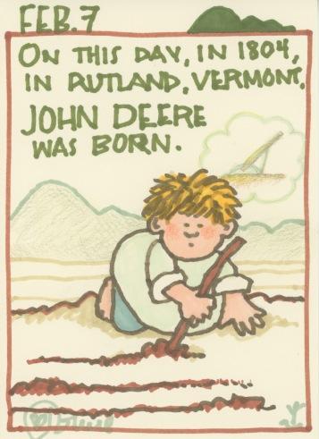 John Deere 2017
