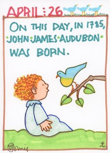 John James Audubon 2017